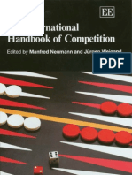 International Handbook of Competition