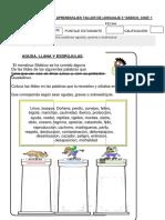Ficha-De-Ortografía 5 Basico 1
