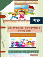 Psicología del niño escolar de G. Clauss y H. Hiebsch