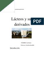 Lácteos y sus derivados.docx