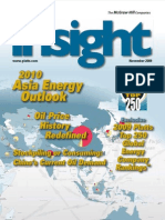 Platt's Asia Energy Outlook 2010