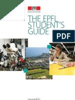 EPFL Guide English
