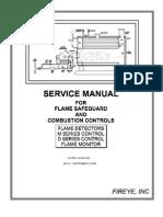 Fireye Service Manual