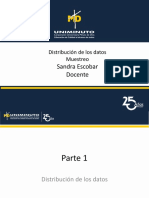 Medidas de Dispersión y Tendencia Central