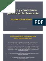 Guerra y convivencia pacifica en la Araucania
