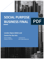 Social Purpose Business_Final Project