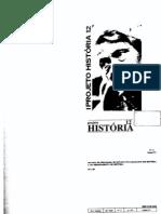 Projeto Historia 12 (PUC-SP, 1995)