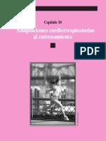 Adaptaciones Cardiorrespiratorias Al Entrenamiento