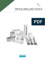 03 Service Parts & Drilling Tools