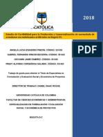 Estudio de Factibilidad para la Producciòn y Comercializaciòn de Mermelaa de arandanos sin endulzantes artificiales en Bogotà DC.pdf