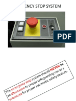 DNV GUIDANCE Emergency Stop Systems