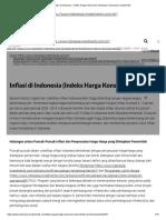 Inflasi Di Indonesia - Indeks Harga Konsumen Indonesia _ Indonesia Investments