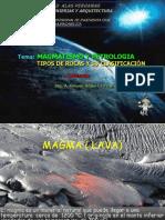Clase 3 y 4 Magmatismo y Petrologia