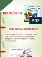Diapositivas La Historieta 3