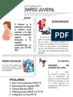 Periodico, El Diario Juvenil