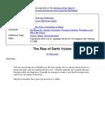 The Rise of Darth Vulcan.pdf