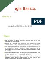 Geologia General Gabinete Petrologia GE 142 Civil 2016 II Parte 1.pptx