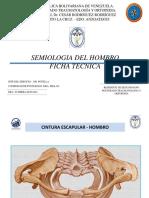 Semiologia Del Hombro Ficha