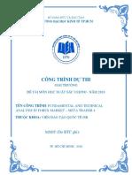 87viện Đào Tạo Quốc Tế Isbfundamental and Technical Analysis in Fx Market Metatrader4