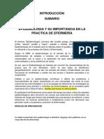 EPIDEMIOLOGIA Y LA PRACTICA DE EFERMERÍA(1).docx