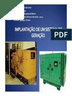 Implantacao Sistema Geracao Ver01
