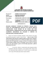 RI 0009985-10.2015.8.05.0274  VOTO EMENTA DPVAT REEMBOLSO GASTOS MÉDICOS  DANO MORAL INEXISTENTE IMPROV.doc