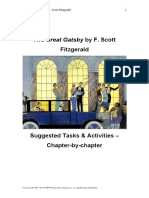 The Great Gatsby Activity Packet