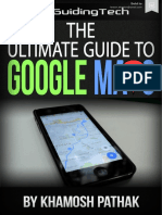 The Ultimate Guide to Google Maps