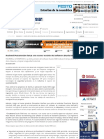 Rockwell Automation Lanza Una Nueva Versión Del Software Studio 5000