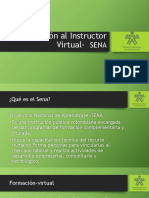 Inducción Al Instructor Virtual- SENA