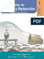 Lectura y Redacción. Taller de EDUCATIVO.  Bachillerato General NUEVO MODELO NUEVO PROGRAMA. Primer Semestre.pdf
