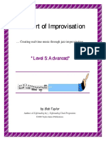 Bob Taylor - Art of Improvisation, 05 Advanced.pdf