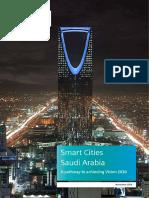Smart Cities Saudi Arabia Study