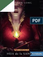 Hija de la Sangre - Nathan Long.pdf