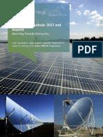 Solar Power Outlook 2017