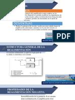 Circuitos de Realimentación y Estabilidad CURSO ELECTRONICOS
