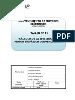 11 Cálculo de La Eficiencia de Motor Trifásico Convencional.acabado