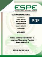 Absorpelsa analisis historico de la empresa y el sector  (1).docx