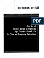 NBS Special Publication 668