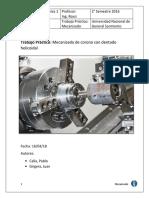 Proceso de Mecanizado (2)