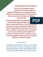PROCESO DE LA ELABORACION DE LA MANTEQUILLA.docx