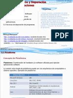 Transp.tema5.GeneracionDepuracionAplicaciones