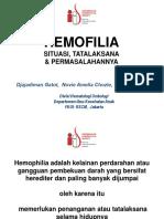 H1 Prof Djaya Hemofilia Banjarmasin 2018