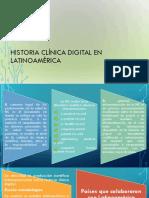 Historia Clínica Digital en Latinoamérica