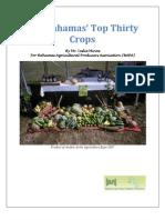 The Top 30 Crops L. Minns