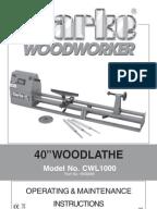 ammco brake lathe manual pdf