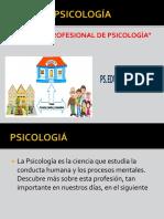 Carrera de Psicología