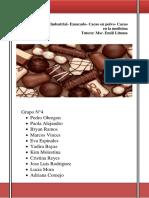 Chocolatería (Cacao Proceso)
