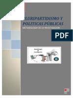 pluripartidismo y políticas publicas