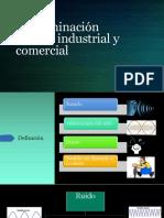 Contaminacion Sonora Industrial
